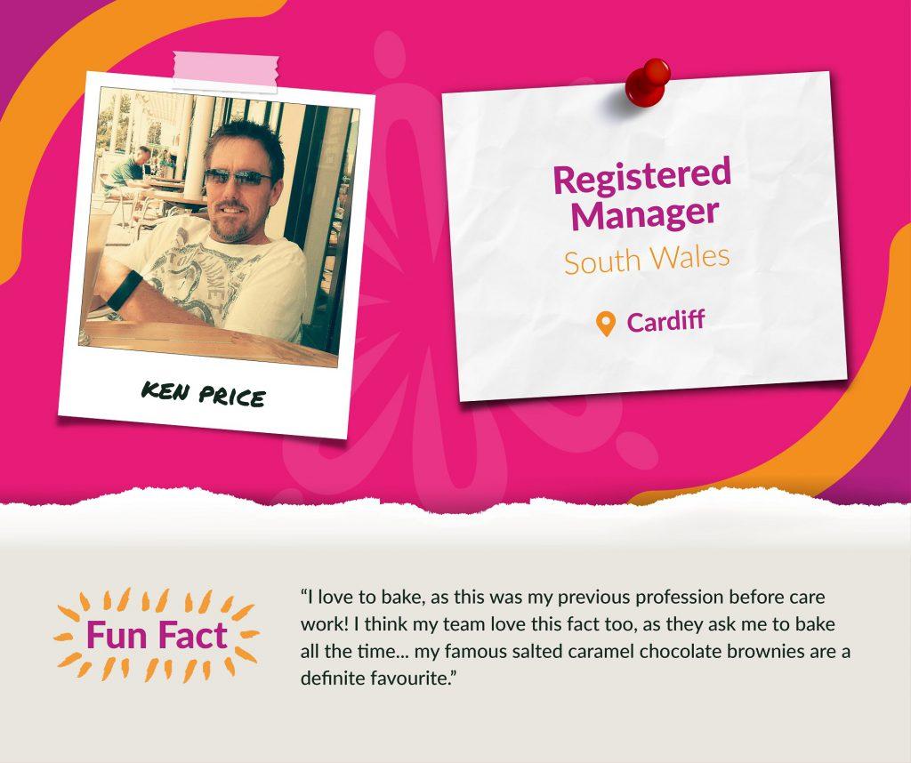 Meet the team - Ken Price