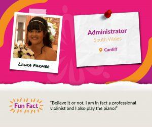 Meet the team: Laura Farmer