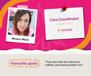 Meet the Team Nicola Price