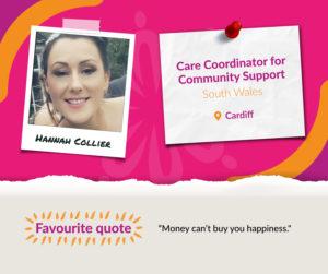 Meet the Team: Hannah Collier
