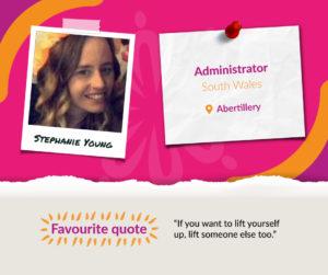 Meet the Team: Stephanie Young