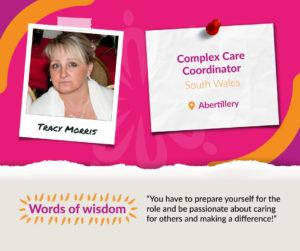 Tracy Morris: Meet the Team