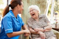 Blue light card for carers