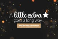 Christmas Food Bank Match Appeal