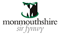 Monmouthshire / Sir Fynwy Council Logo